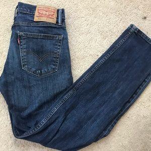 Levi's 511 Sim Fit Jeans Medium Wash